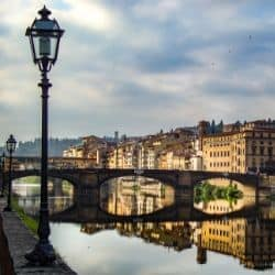 hotels with arno views