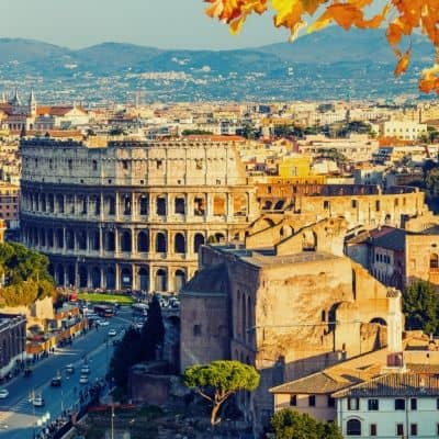 colosseum accommodation options