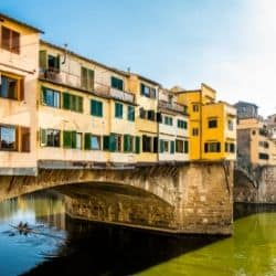 ponte vecchio - guide to florence