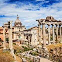 roman forum rome