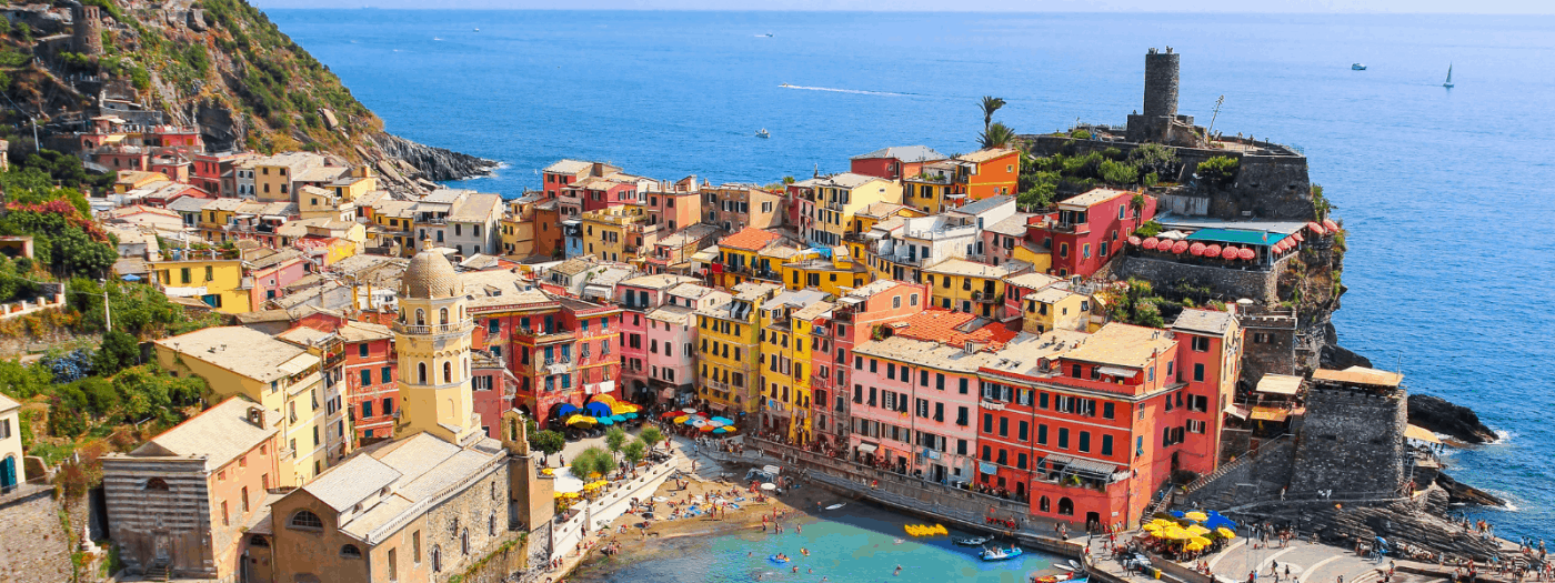 start here to plan your trip to italy