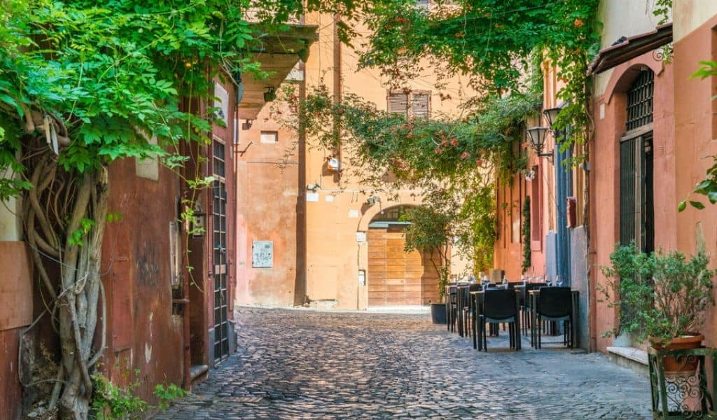 best hotels in trastevere rome