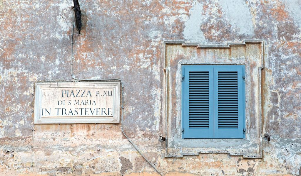 best places to stay trastevere