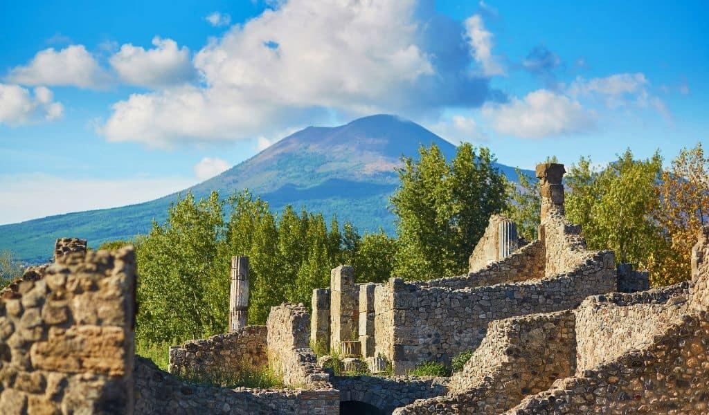 rome pompeii tour