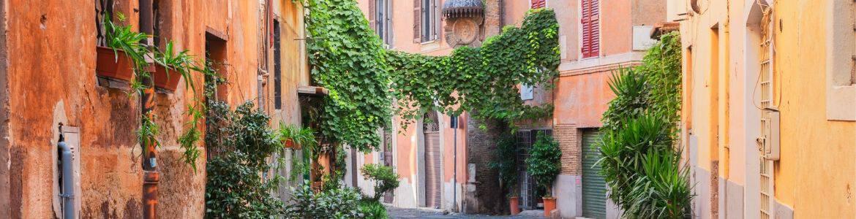 trastevere hotels rome