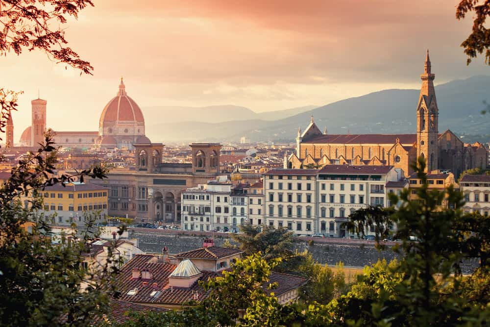 best tours of italy florence