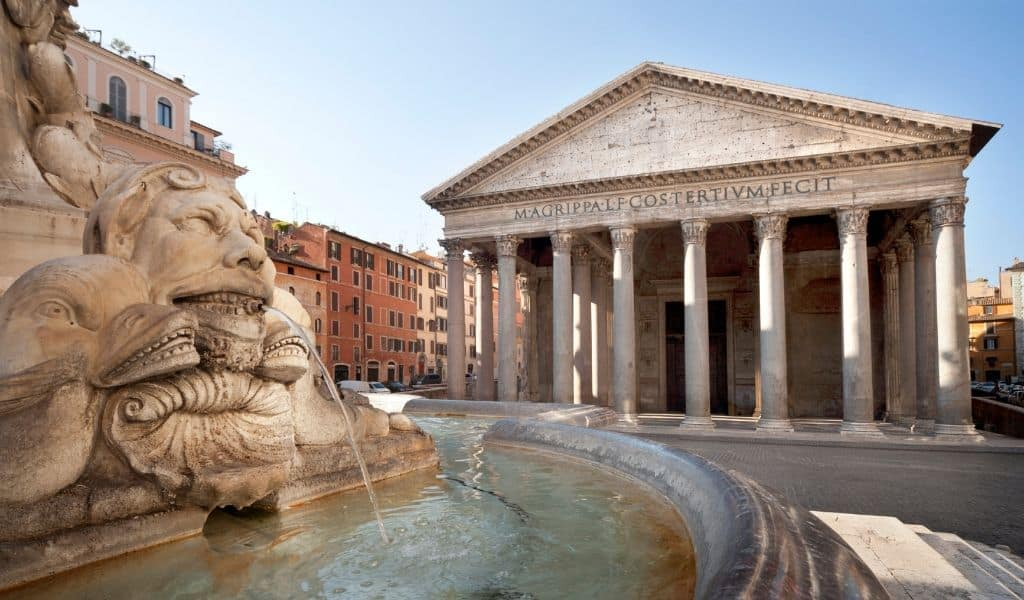 best hotels rome pantheon