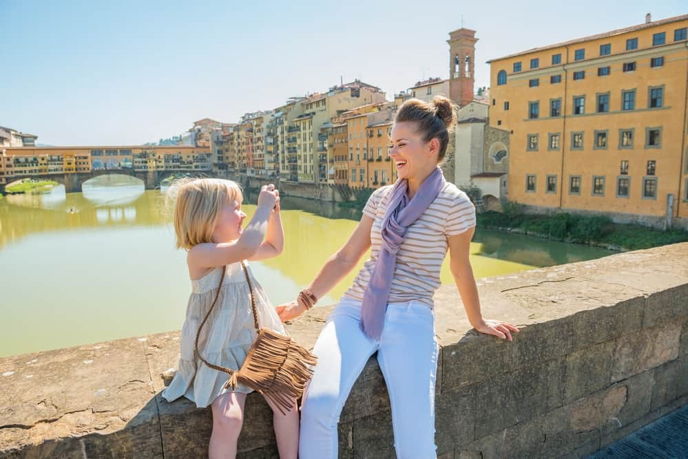 italy tours for families