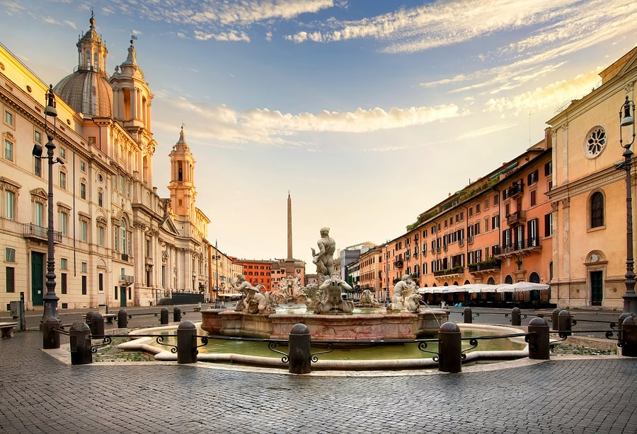 italy tours from rome