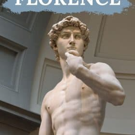 Florence Italy museum and galleries guide. Your Florence itinerary must include some of the most famous art museums in the world - the Uffizi, Accademia, Pitti Palace and more
