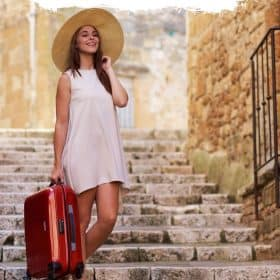 Italy travel tips - choose the best luggage for your trip and get your Italy travel packing off to the best start with our guide to the best luggage for Italy