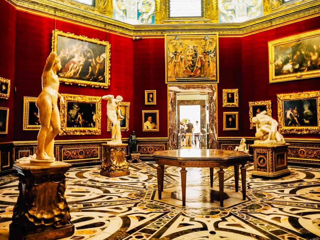 uffizi florence - best art museums in florence