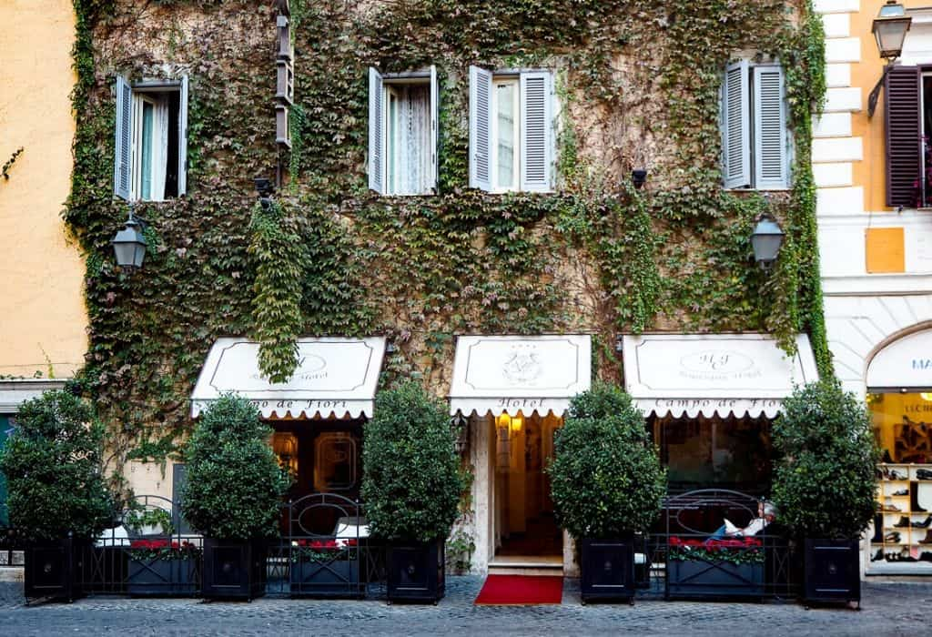 italy hotel cost