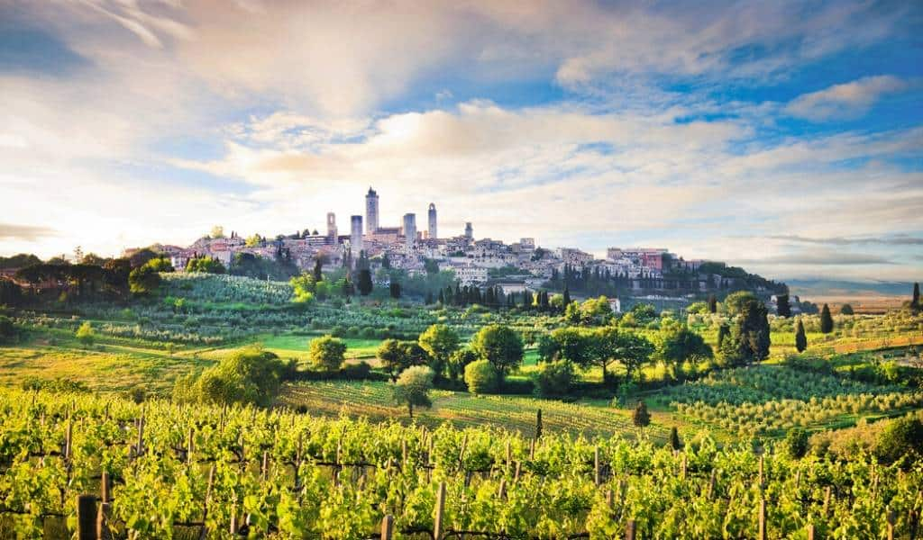 san gimignano best towns in tuscany
